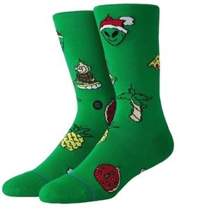 Stance Christmas Ornaments Socks